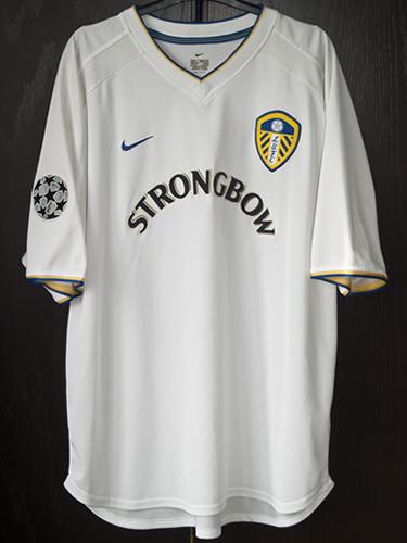 "2000-2001 – ""Champions League"" home shirt – Dacourt 4"