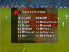 rangers subs